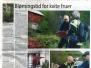 Skogfruer i Hardanger